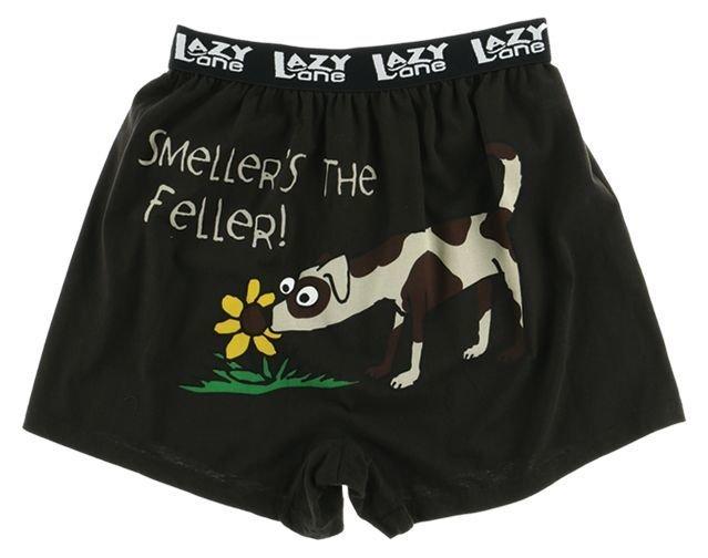 Smellers the Feller Boxer Shorts