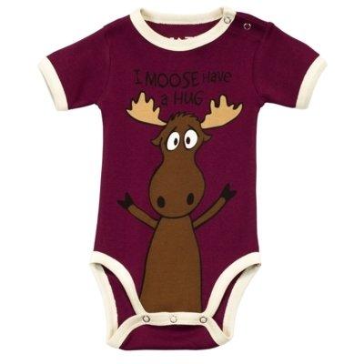 Moose Have a Hug Body