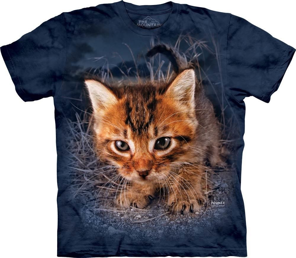 T-Shirt Pounce Captain Snuggles
