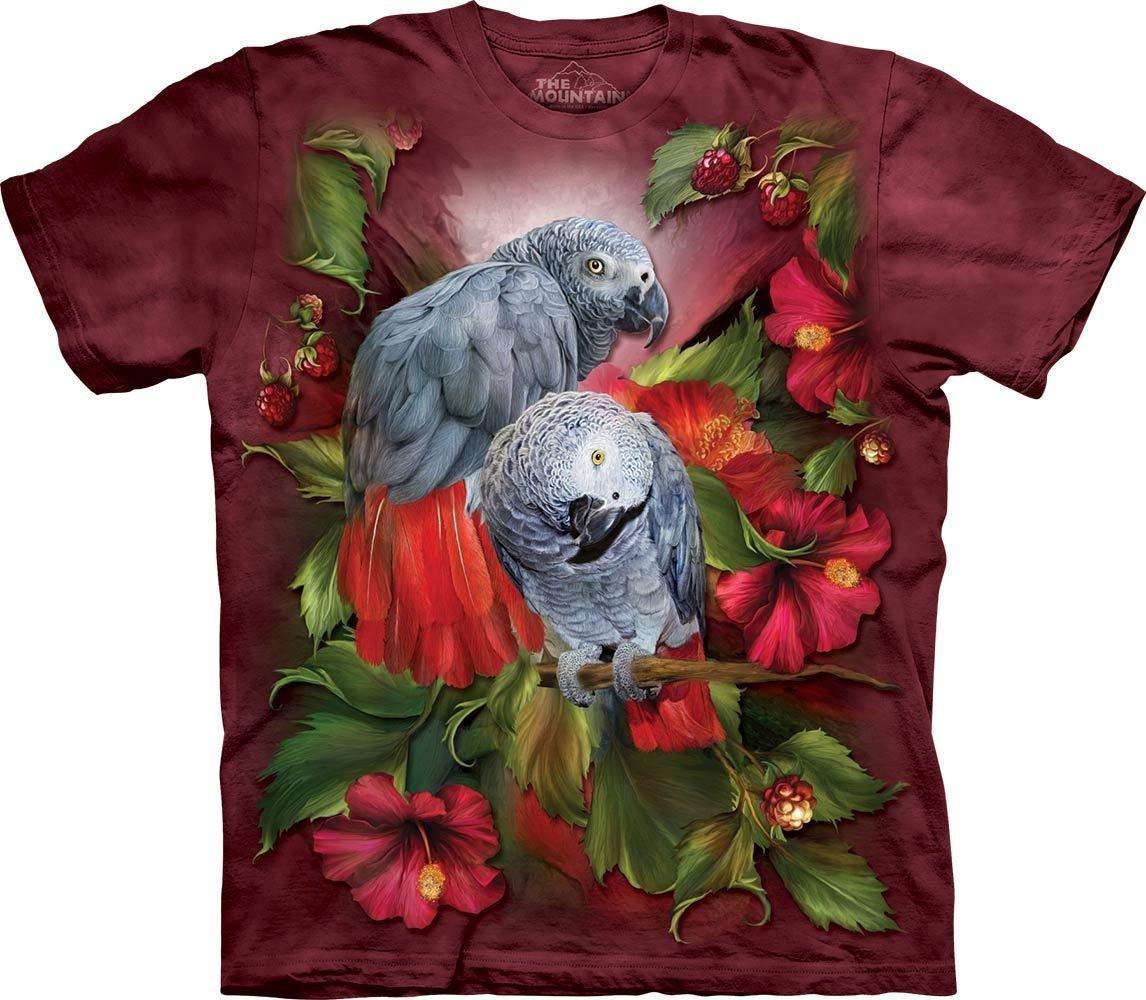 T-Shirt African Gray Mates