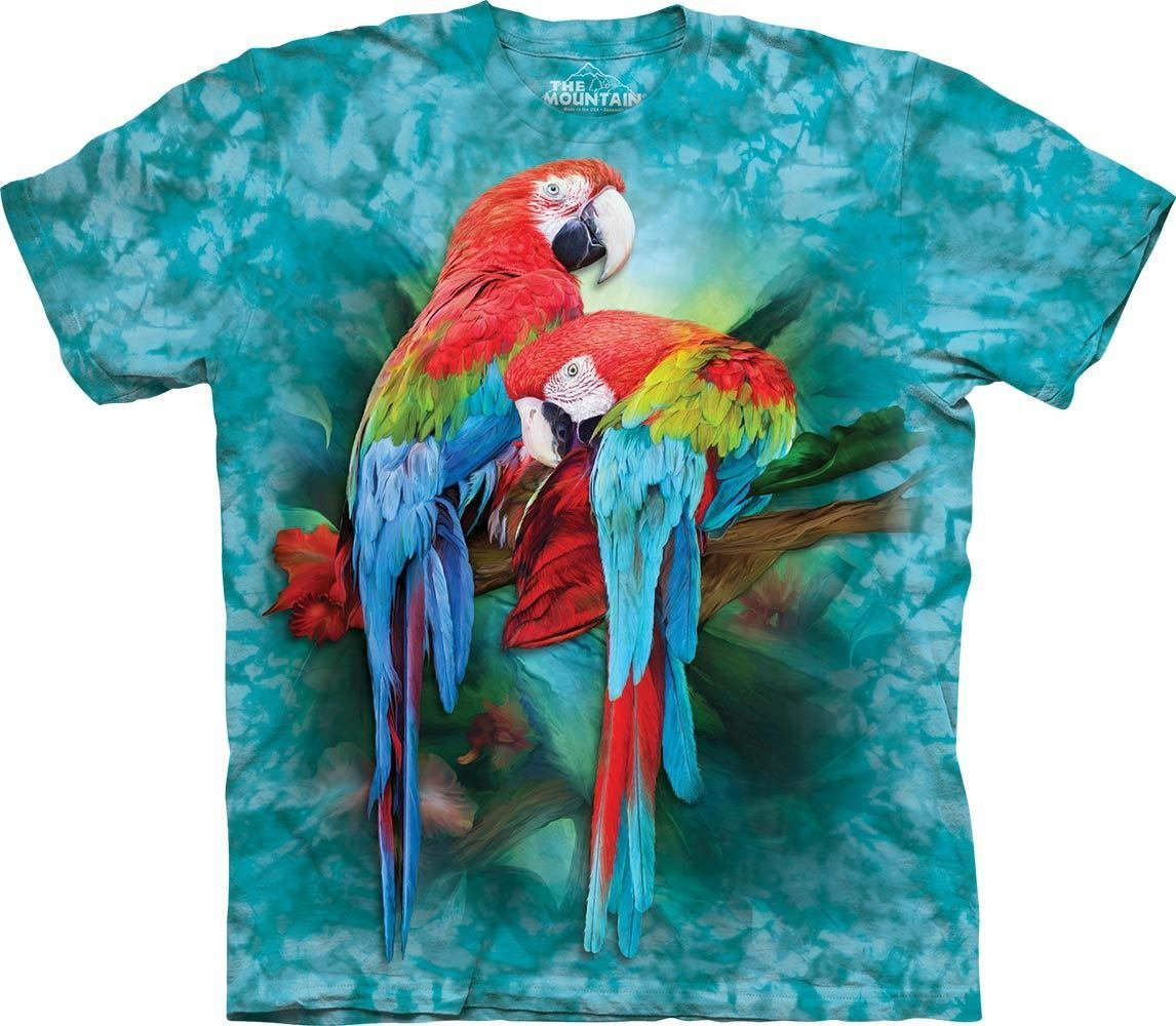 T-Shirt Macaw Mates
