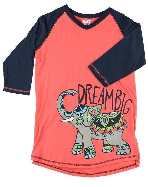 Pyjamastopp Dream Big  Fit