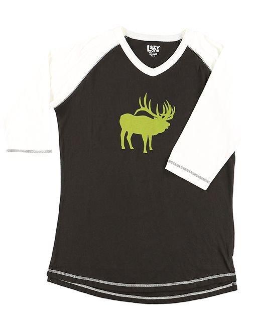 Pyjamastopp Elk Fair Isle Fit