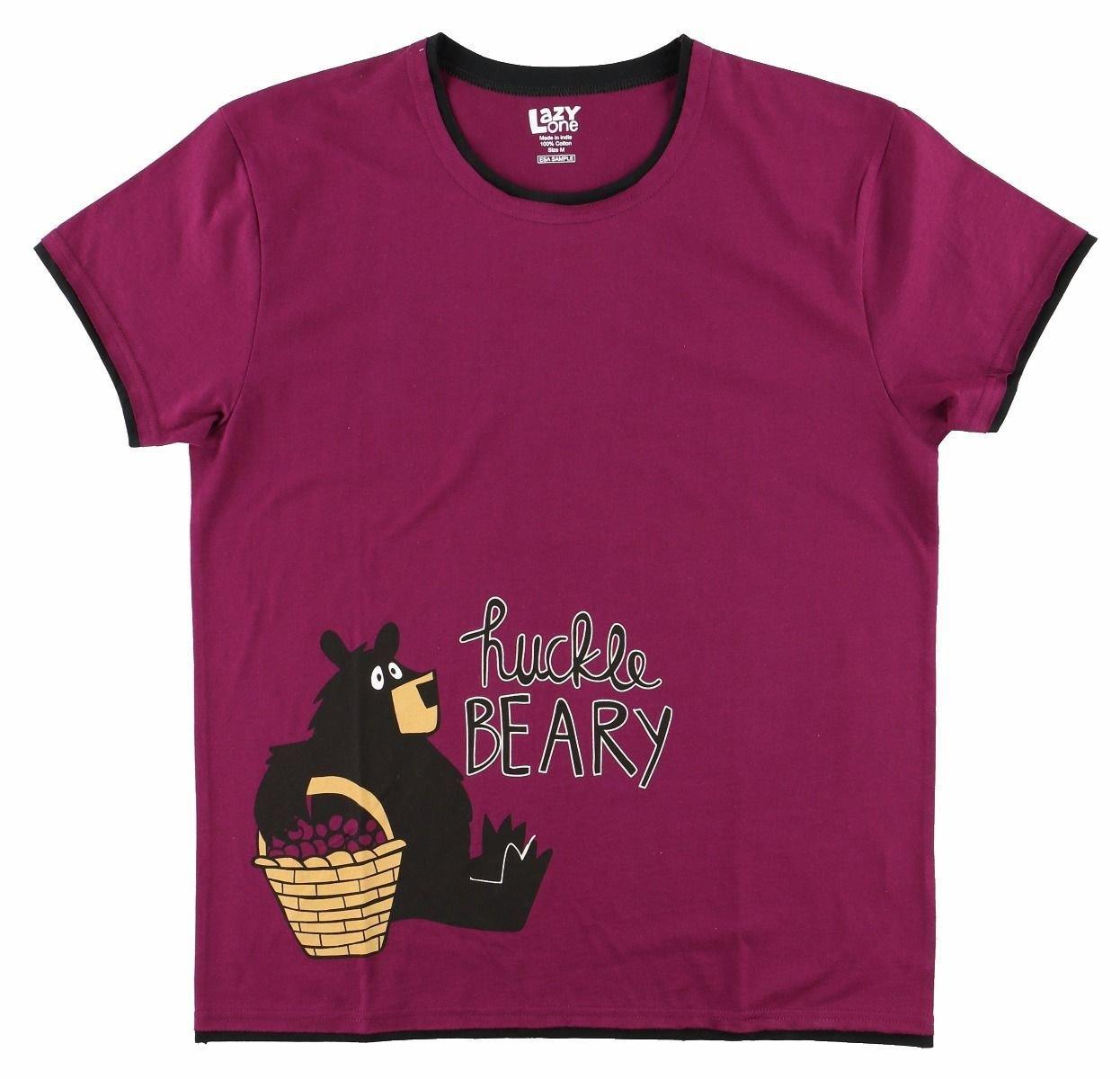 Pyjamastopp Huckle-Berry