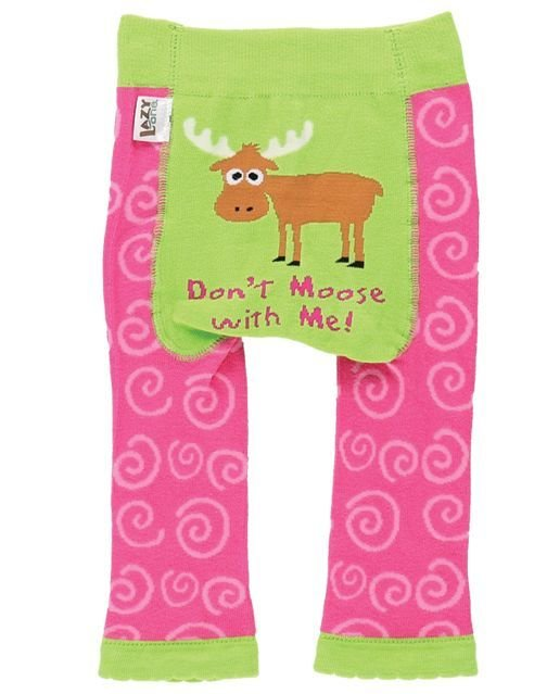 Don't Moose with Me Leggings