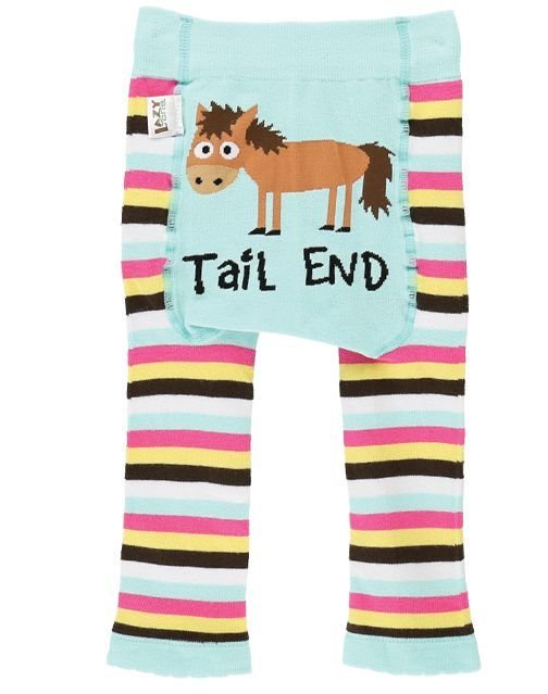 Tail End Baby Leggings