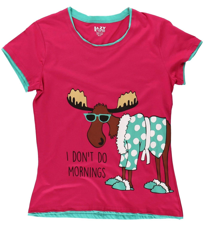 Pyjamastopp I Don't Do Mornings