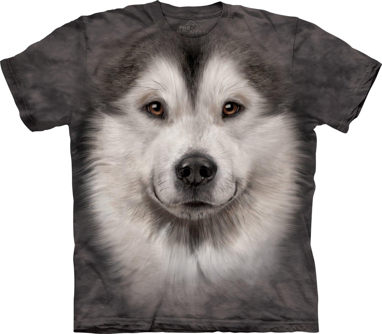 T-Shirt Alaskan Malamute