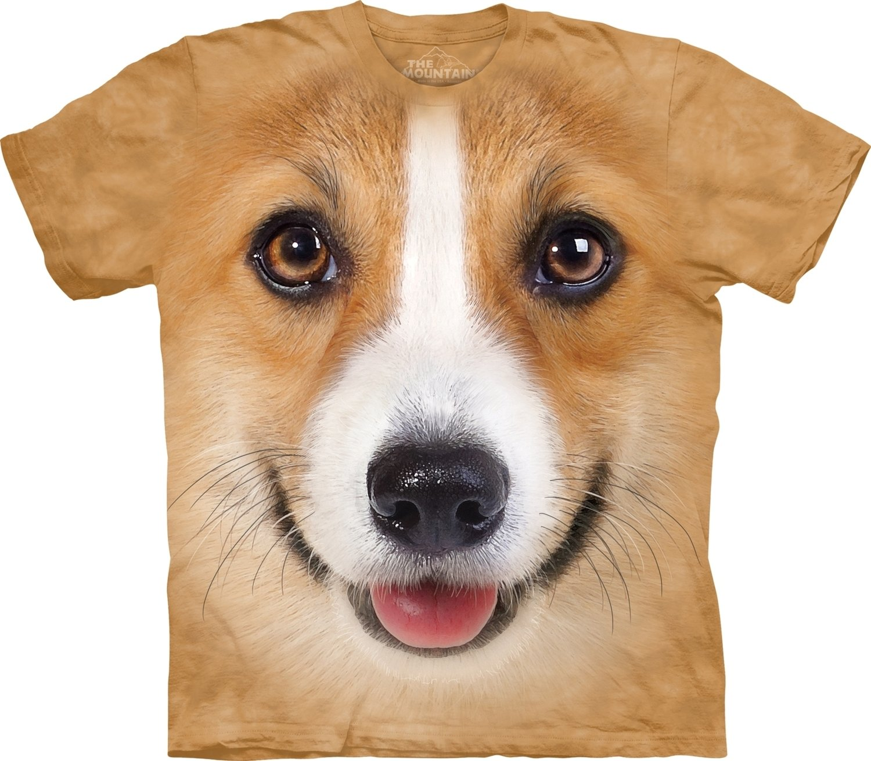 T-Shirt Welsh Corgi