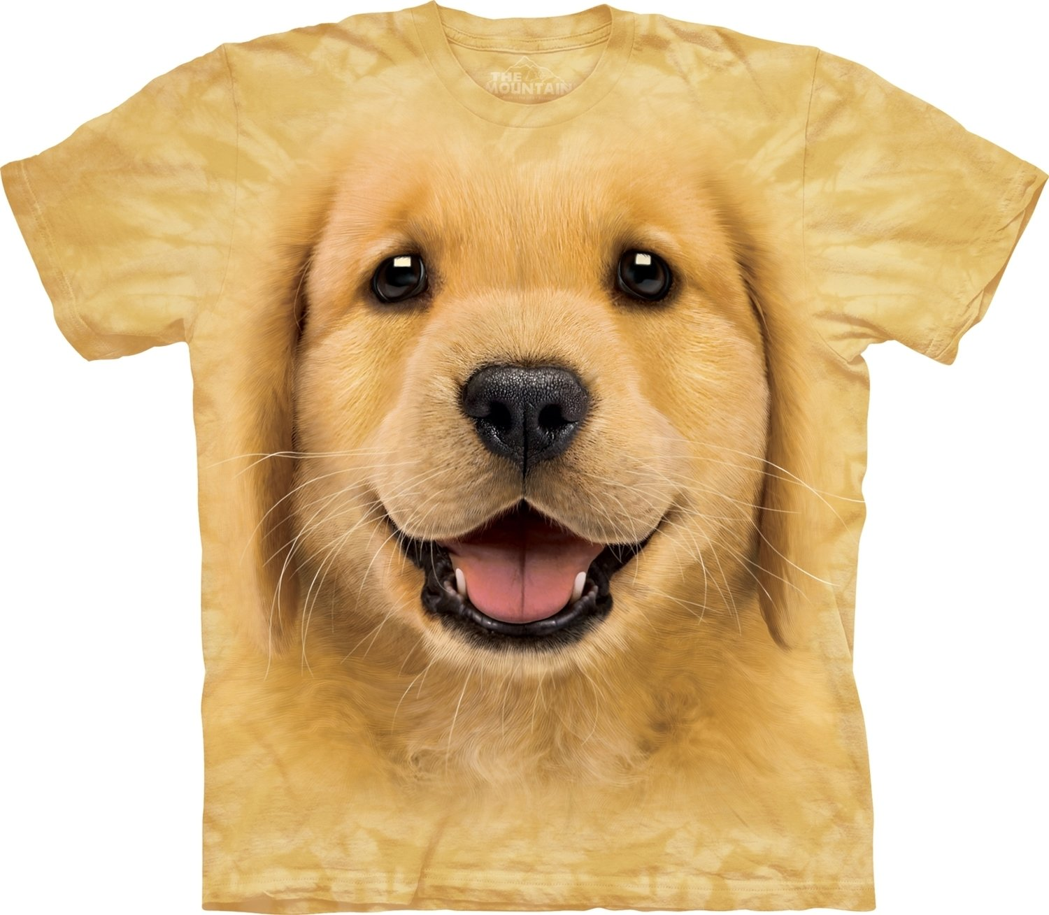 T-Shirt Golden Retriever Puppy