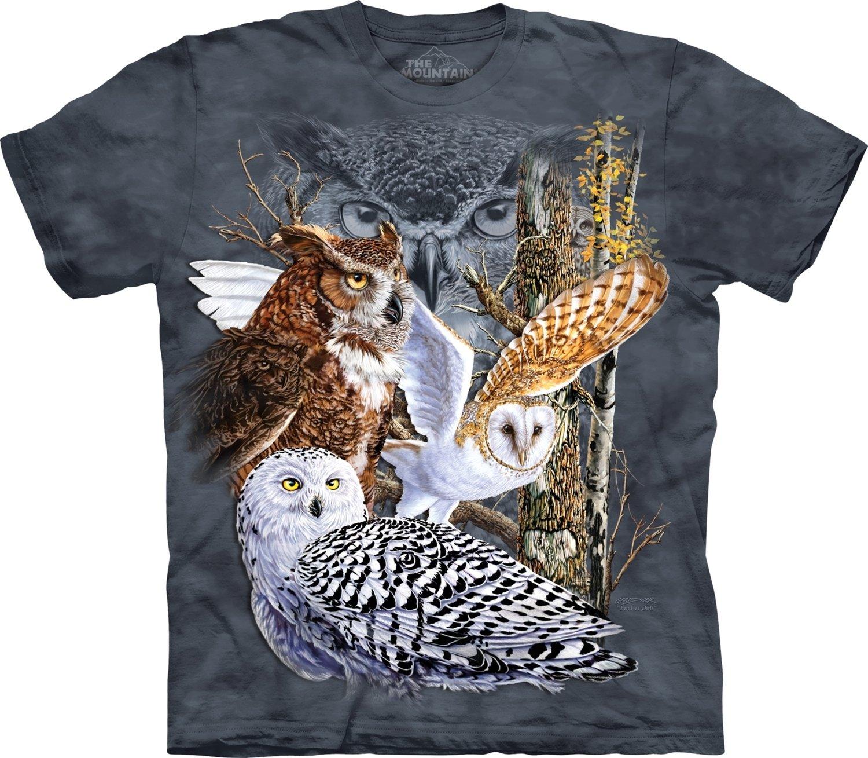 T-Shirt Owls