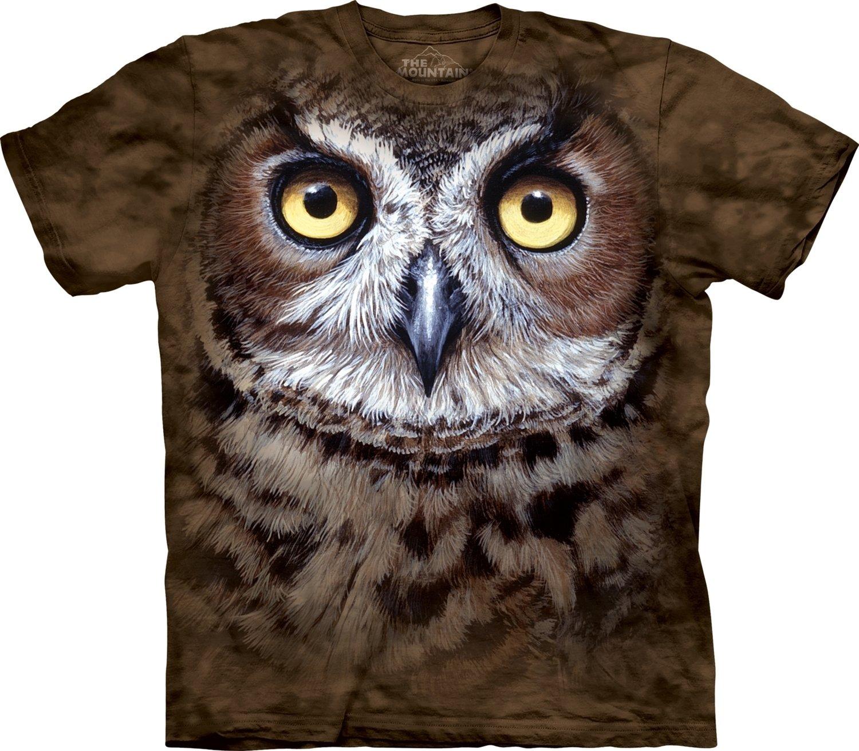 T-Shirt Great Horned Owl