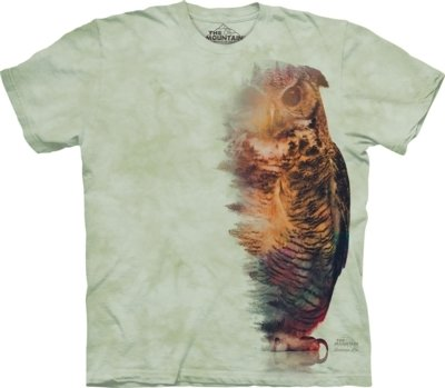 T-Shirt Woodsy Owl