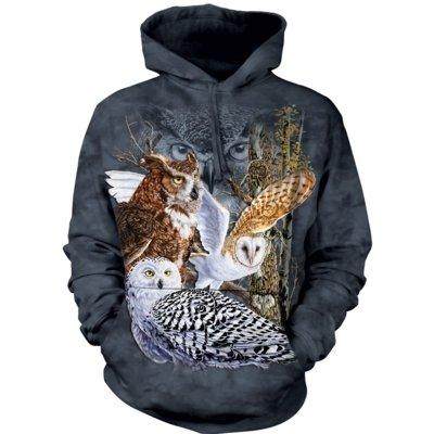 Hoodie Owls