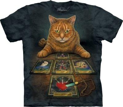 T-Shirt The Tarot Reader