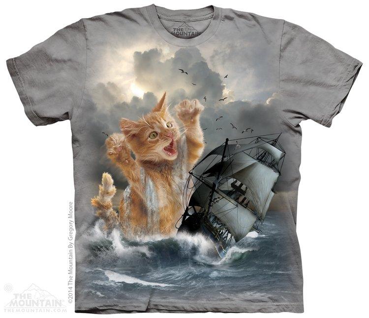 T-Shirt Krakitten Monster