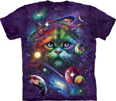 T-Shirt Cosmic Cat