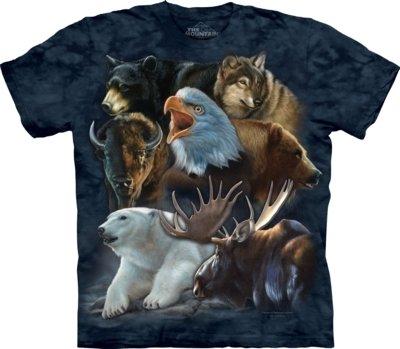 T-Shirt Wild Alaskan