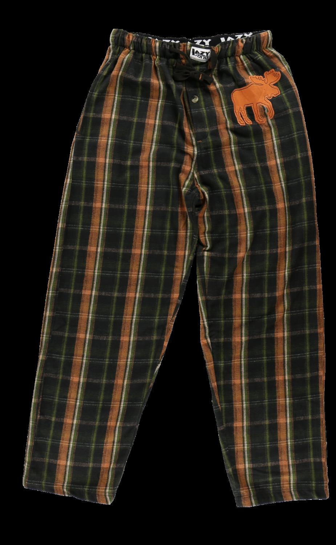 Pyjamasbyxor Flannel Moose