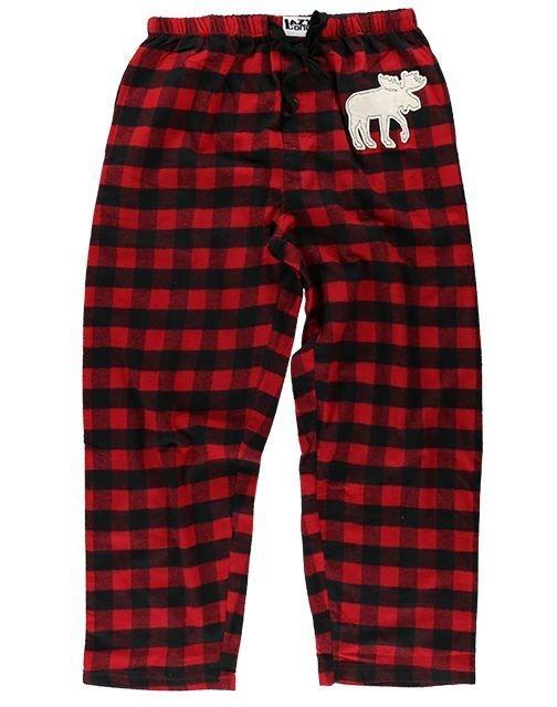 Pyjamasbyxor Moose Plaid