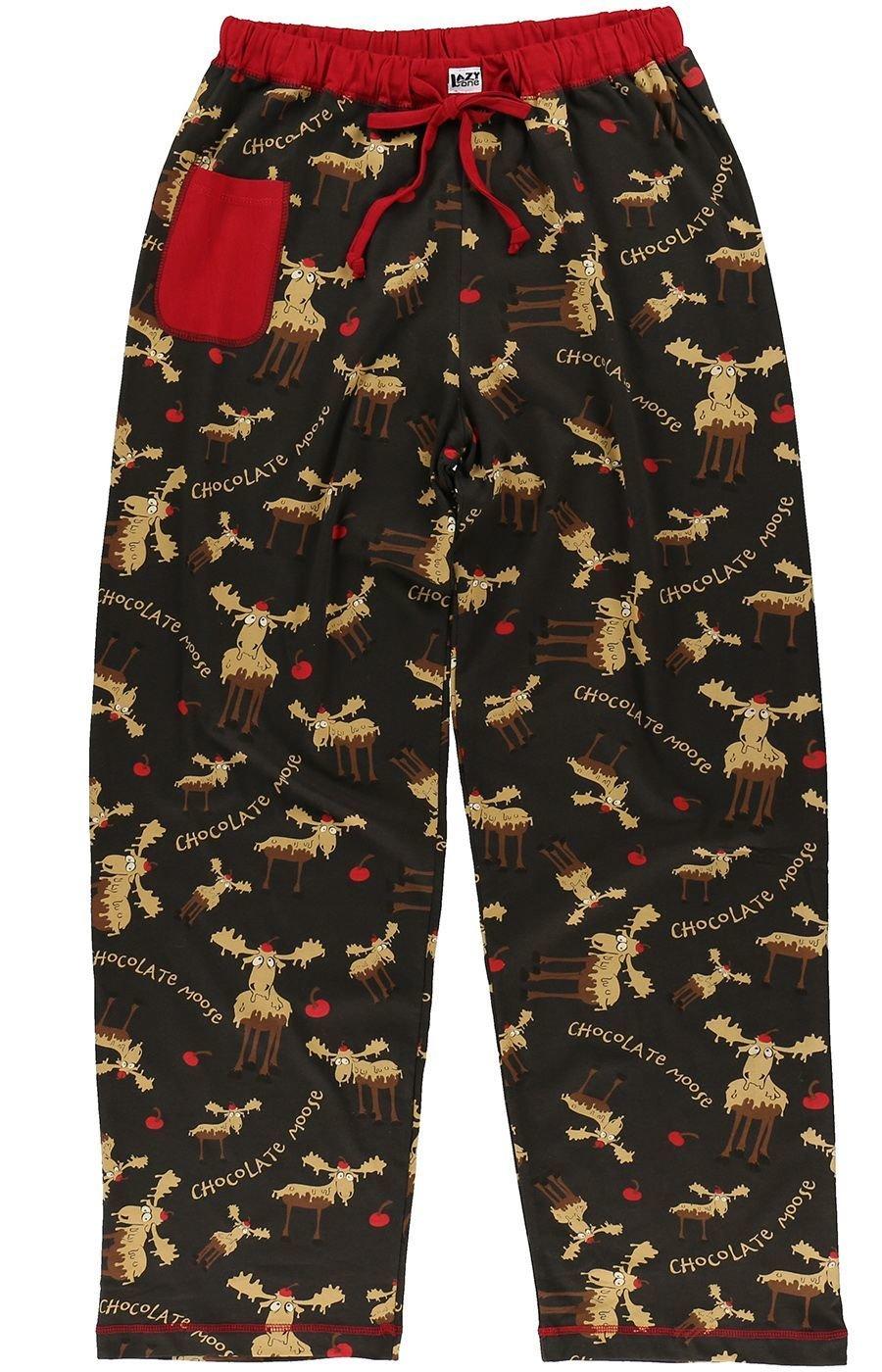Pyjamasbyxor Chocolate Moose