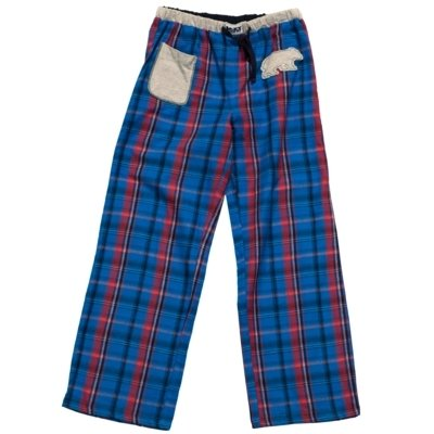 Pyjamasbyxor Flannel Bear