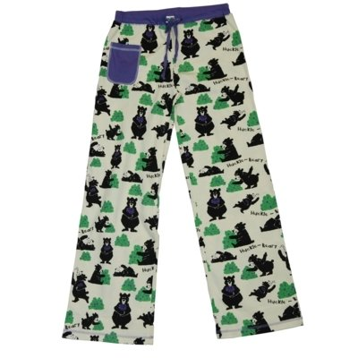 Pyjamasbyxor Huckle-Beary