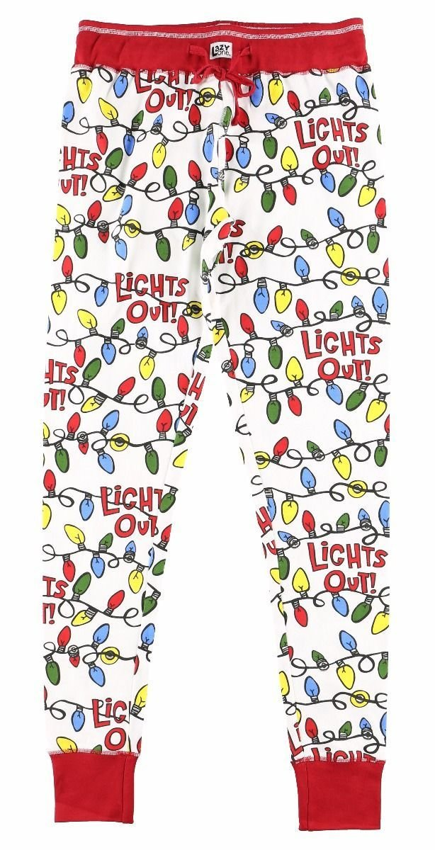 Pyjamasleggings Lights Out