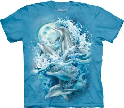 T-Shirt Bergsma Dolphins