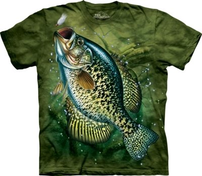 T-Shirt Crappie