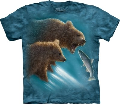 T-Shirt Fishing Lesson
