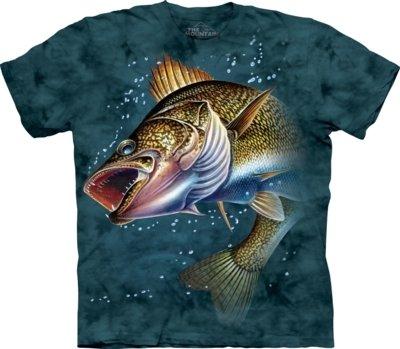 T-Shirt Walleye