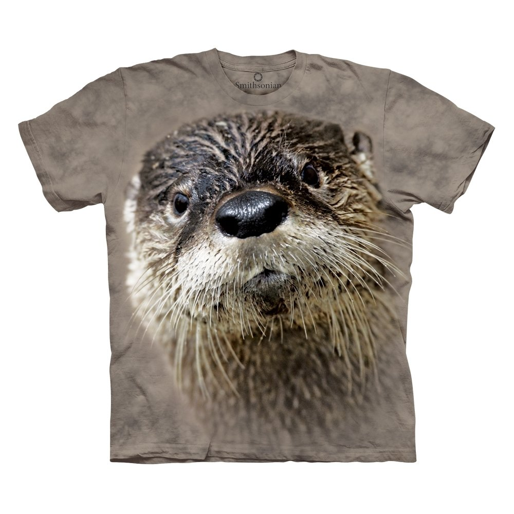 T-Shirt River Otter