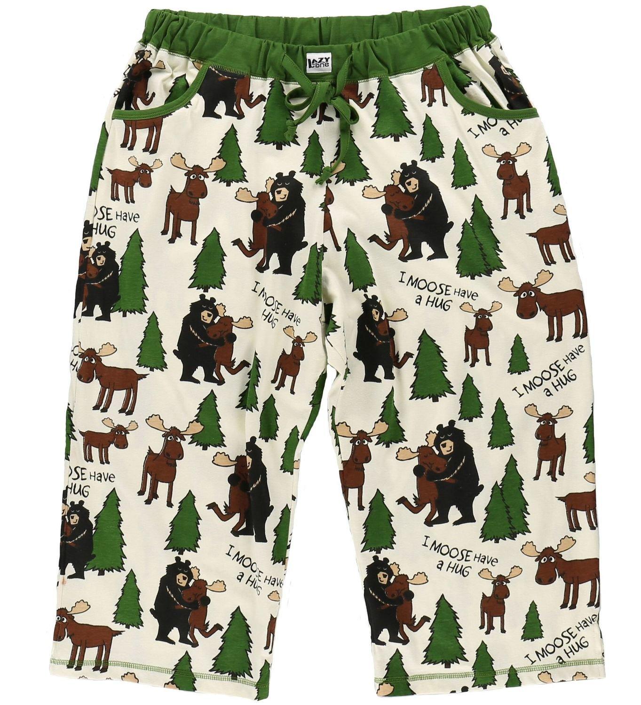 Capri Pyjamasbyxor Moose Hug