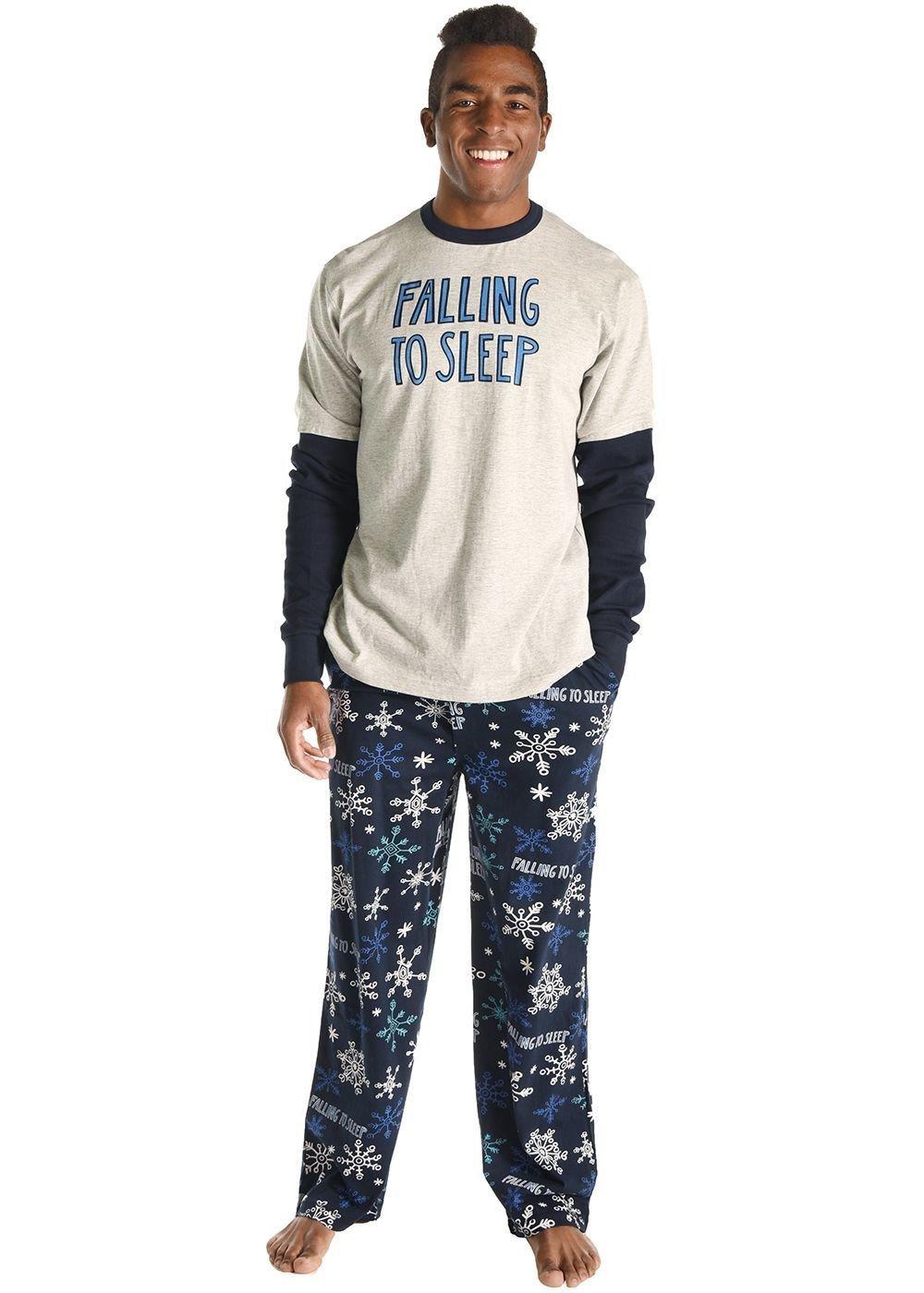Pyjamastopp Falling To Sleep