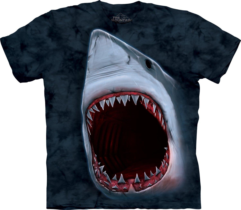 T-Shirt Shark Bite