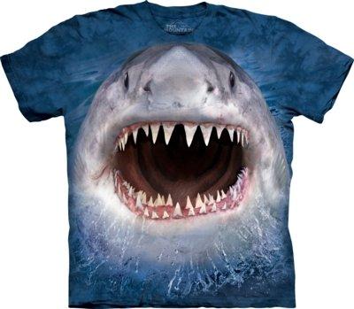 T-Shirt Wicked Nasty Shark