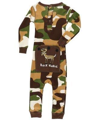 Camo Deer Baby Flapjack