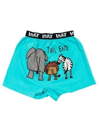 Tail End Boxer Shorts