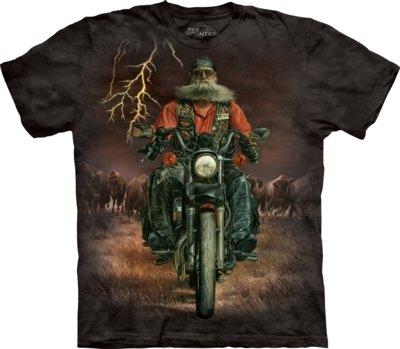 T-Shirt Buffalo Thunder Biker