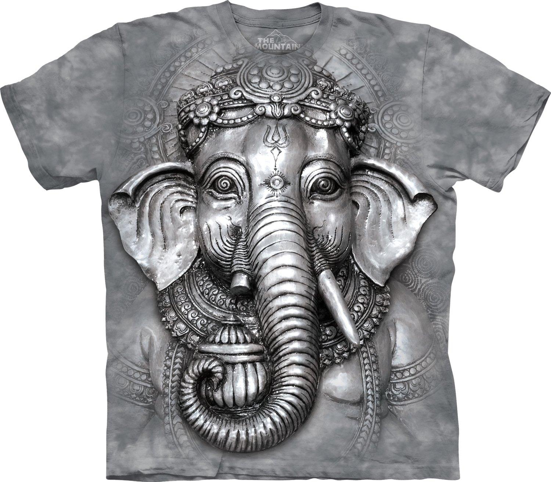 T-Shirt Big Face Ganesha