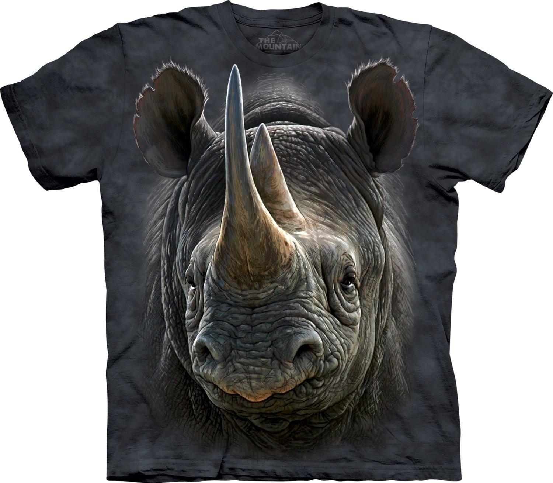 T-Shirt Black Rhino
