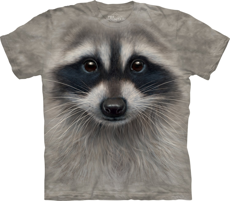 T-Shirt Raccoon