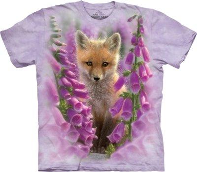 T-Shirt Foxgloves