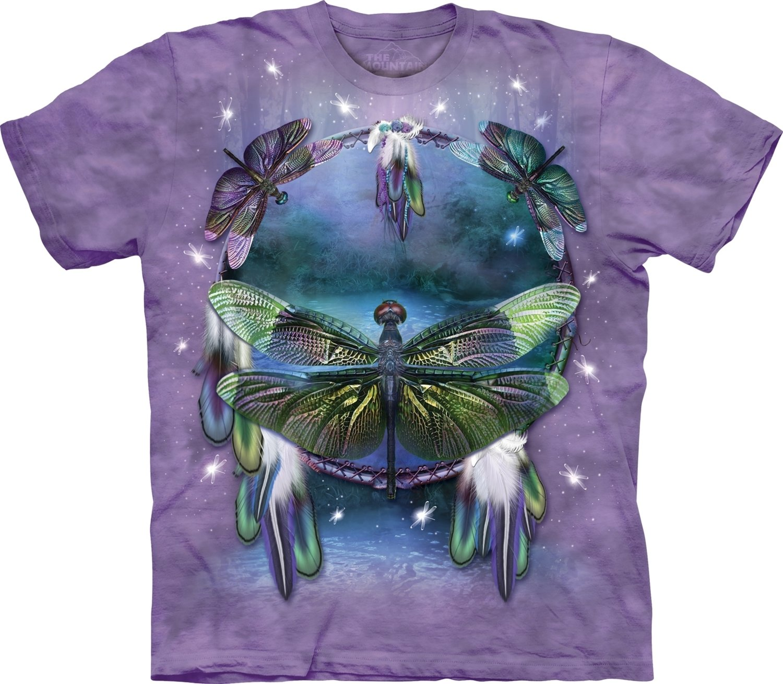 T-Shirt Dragonfly Dreamcatcher