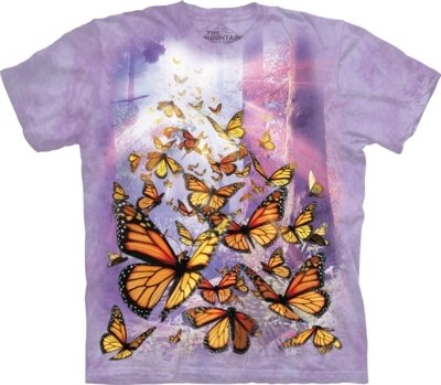 T-Shirt Monarch Butterflies
