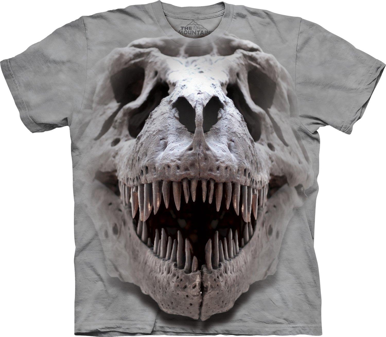 T-Shirt T-Rex Big Skull