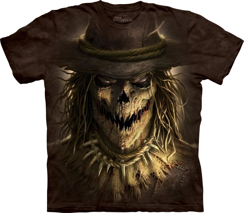 T-Shirt Scarecrow