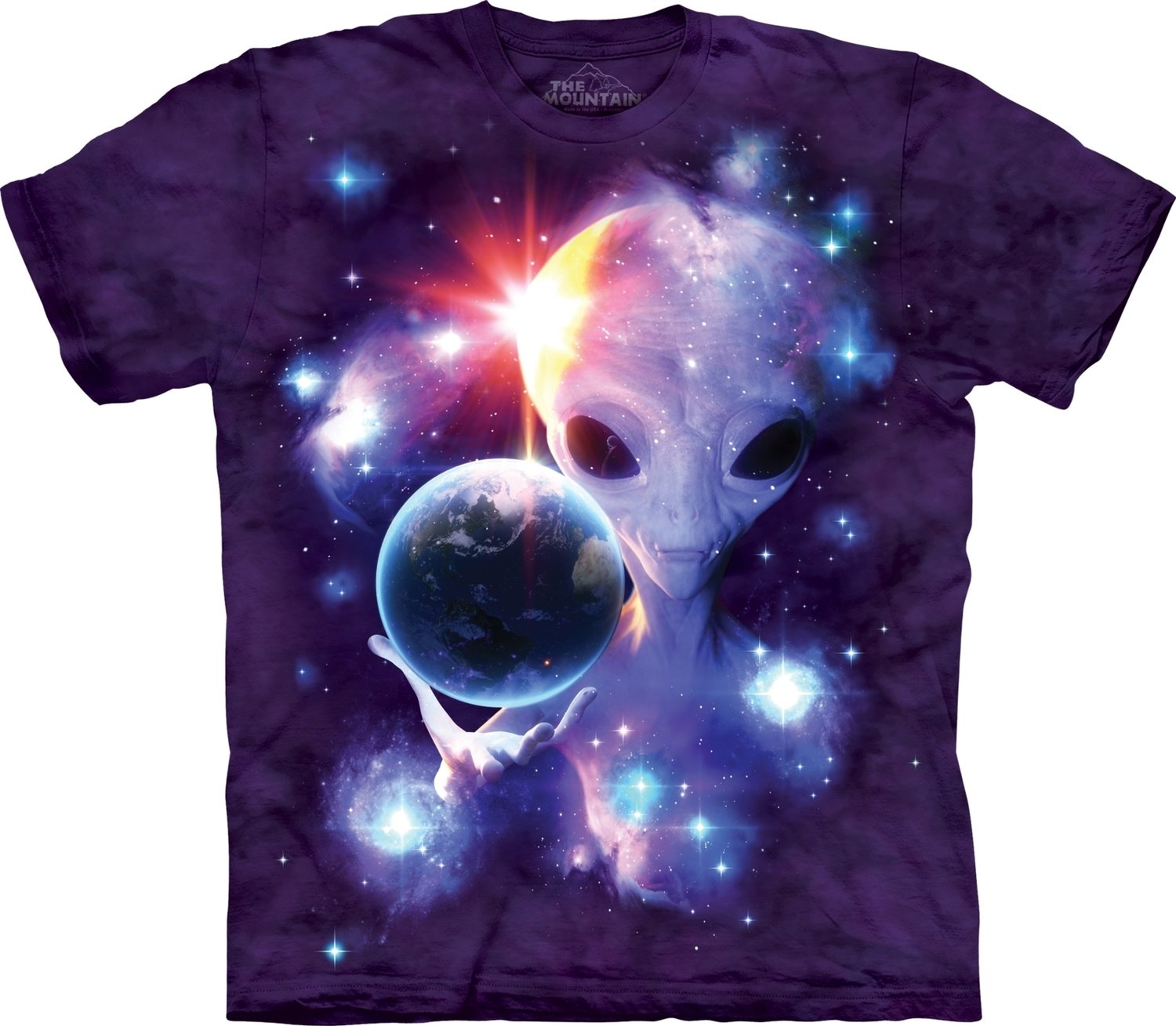 T-Shirt Alien Origins