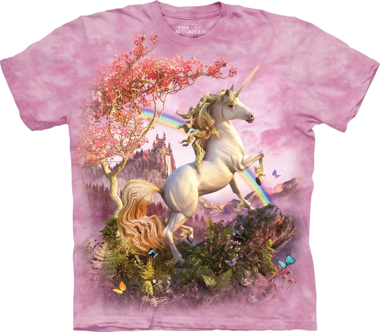 T-Shirt Awesome Unicorn